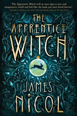 An Interview with James Nicol, author of The Apprentice Witch