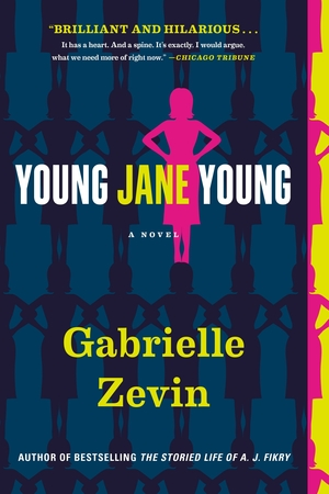 Young Jane Young by Gabrielle Zevin