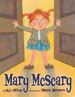Mary McScary by R.L. Stine, illustrated by Marc Brown