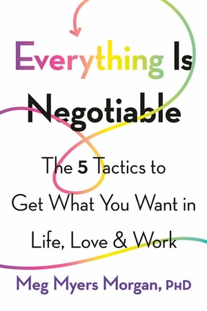 Everything is Negotiable by Meg Myers Morgan