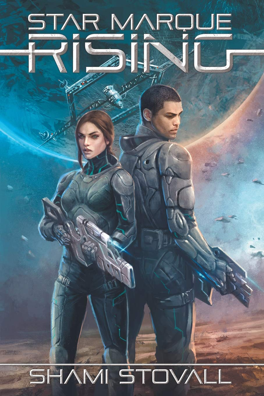 Star Marque Rising by Shami Stovall